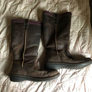 Uggs Brown Boots Size 7